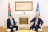 Presidenti pranoi letrat kredenciale të ambasadorit të parë të Jordanisë për Kosovën