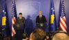 President Thaçi received Assistant Secretary Mitchell, they talk about the Euro-Atlantic perspective of Kosovo