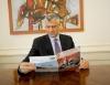 """Intervistë e Presidentit të Republikës së Kosovës, Hashim Thaçi, për të përjavshmen kroate """"Nacional"""""""