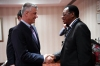Presidenti Thaçi takoi Kryeministrin e Kongos, bisedojnë për bashkëpunimin ekonomik