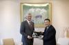 Predsednik Thaçi sastao se sa predsednikom Parlamenta Japana