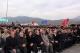 FJALA E PRESIDENTES SË REPUBLIKËS SË KOSOVËS, ZONJËS ATIFETE JAHJAGA, NË PËRURIMIN E AUTOSTRADËS SË KOSOVËS