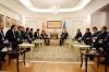 Presidenti Thaçi priti Kryeministrin e Maqedonisë, thotë se integrimi euroatlantik është platformë e përbashkët