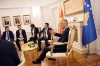 President Thaçi received the Prime Minister of Macedonia, and stated that Euro-Atlantic integration is a joint platform