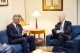 President Thaçi thanked the Democratic government, received support from the Republicans for Kosovo