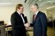 Presidenti Thaçi falënderoi qeverinë demokrate, mori mbështetje nga republikanët për Kosovën
