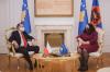 Presidentja Osmani priti në takim ambasadorin e Çekisë në Kosovës, Pavel Bílek