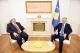 President Thaçi receives mufti Tërnava, they discuss interfaith coexistence in Kosovo
