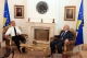 Predsednik Sejdiu je primio albansko-američkog pilota Xhejms Berisha