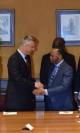 Presidenti Thaçi fton investitorët kanadez në Kosovë
