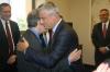 Presidenti Thaçi nënshkroi marrëveshjen 49-milionëshe me MCC-në