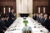 Presidenti Thaçi pritet nga kryeministri japonez, Shinzo Abe