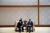 President Thaçi received by His Majesty the Emperor Naruhito, discuss the world peace