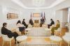 Presidentja Osmani priti në takim lamtumirës ambasadorin Kosnett