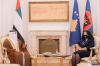 Presidentja Osmani priti në takim një delegacion të lartë shtetëror nga Emiratet e Bashkuara Arabe