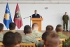 President Thaçi's speech at the promotion ceremony of the five members of the non-majority communities in the First Batallion of the Kosovo Security Force