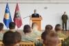 Fjalimi i presidentit Thaçi në ceremoninë e gradimit të pesë pjesëtarëve të komuniteteve jo shumicë në Batalionin e Parë të Forcës së Sigurisë së Kosovës