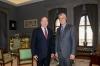 Presidenti Thaçi pritet nga Princi Albert II, e falënderon për përkrahjen në organizatat ndërkombëtare