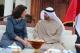 Predsednicu Jahjaga dočekao Šeik Muhammed Bin Zayed Al Nahyan