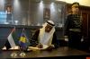 Presidenti Thaçi pranoi letrat kredenciale nga ambasadori i ri i Emirateve të Bashkuara Arabe