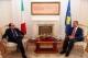 Predsednik Giorgio Napolitano poziva Predsednika Pacolli da poseti Italiju