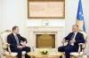 Presidenti Thaçi priti Drejtorin e Komitetit Ndërkombëtar të Kryqit të Kuq për Evropë