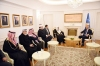 President Thaçi received the Secretary General of the Muslim World League, Mohammed bin Abdul Karim Al-Issa