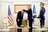 Presidenti Thaçi për senatorin McCain: Ne gjetëm frymëzim në shëmbëlltyrën tuaj