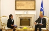 Presidenti Thaçi priti drejtoreshën e UNICEF-it për Evropë dhe Azi Qendrore