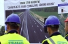 President: the new highways give Kosovo a European look