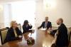 Presidenti Thaçi priti në takim lamtumirës shefen e UNDP-së për Kosovë