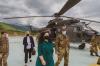 "Predsednica Osmani posetila kamp KFOR-a ""Villaggio Italia"" u Peći"