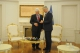 Predsednik odlikovao generala Reinhardt Vojnom Medaljom za Službu na Kosovu