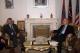 Presidenti Sejdiu priti Riza Halimin