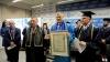 """Presidenti Thaçi u nderua me titullin """"Doctor Honoris Causa"""" nga Universiteti Europian i Tiranës"""