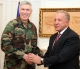 President Pacolli requests KSF superiors be educated in the NATO military academies