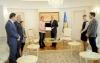 President Thaçi awarded the Presidential Medal of Merits to Driton Kuka