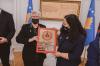 Komunikatë e përbashkët e Presidentes, Kryetarit të Kuvendit dhe e Kryeministrit të Kosovës 12
