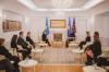 Presidentja Osmani priti në takim udhëheqësit e Agjencive të Kombeve të Bashkuara 2