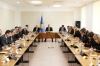 President Thaçi met the Ambassadors and the heads of international missions, asked for international unity on Kosovo