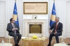 President Thaçi and Prime Minister Hoti discuss political processes, pandemic and economic revival