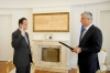 Predsednik Thaçi dekretirao Enver-a Peci-ja, predsednika Vrhovnog suda