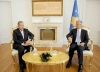 President Thaçi received the First Deputy Prime Minister and Foreign Minister of Kosovo, Behgjet Pacolli