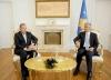 Presidenti Thaçi priti zëvendëskryeministrin e parë dhe ministrin e jashtëm të Kosovës Behgjet Pacolli