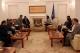 Predsednica Atifete Jahjaga je dočekala jednu delegaciju iz Egipta