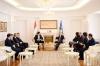 Presidenti Thaçi priti kryediplomatin hungarez, biseduan për bashkëpunimin dhe zhvillimet në rajon