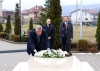 President Thaçi paid homage one day after the voting for the Kosovo Security Force