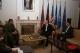 Presidenti Sejdiu priti komandantin e TMK-së, gjeneral Sylejman Selimin