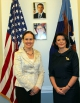 President Jahjaga held meetings in the Pentagon, the FBI and with other U.S. officials