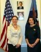 Predsednica Jahjaga imala je susrete u Pentagonu, FBI i sa drugim američkim zvaničnicima